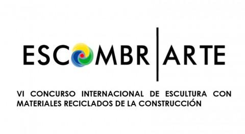 Llega Escombrarte, concurso escultura materiales reciclados construcción