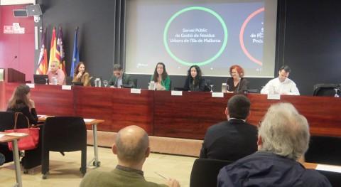 Datos positivos valoración gestión residuos no peligrosos Mallorca