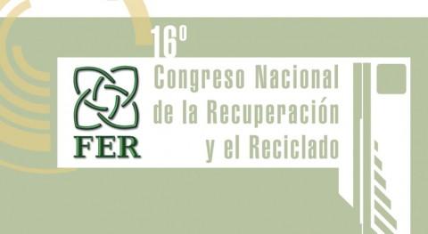 Congreso FER analizará reciclaje futuro