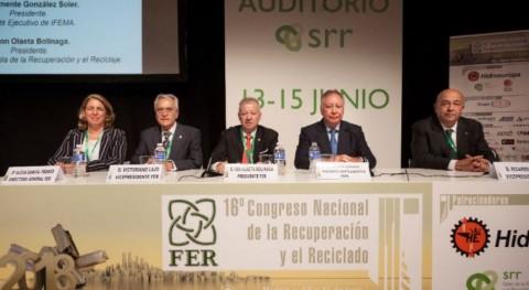 """"""" alcanzar objetivos UE es esencial material calidad recicladores"""""""