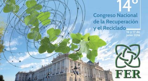 Congreso FER y SRR reúnen al sector que liderará cambio economía circular