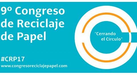 """""""Cerrando Círculo"""", título noveno Congreso Reciclaje Papel"""