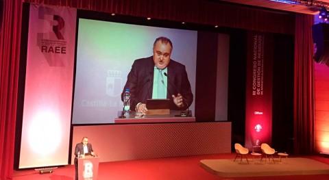 economía circular, centro debate tercera edición Congreso Nacional RAEE