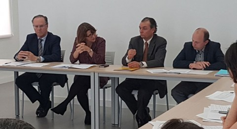 Gobierno valenciano explica empresarios nuevo plan residuos comunidad