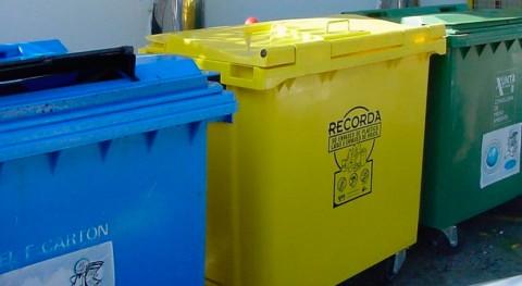 ¿Cómo seleccionar residuos modelo Sogama?