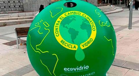 Ecovidrio promueve sostenibilidad y reciclaje vidrio marco COP25