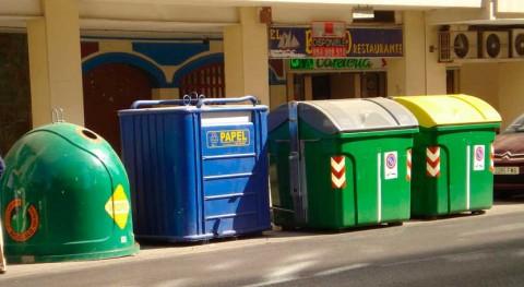 Valencia instalará 340 nuevos contenedores recogida selectiva plásticos y papel y cartón