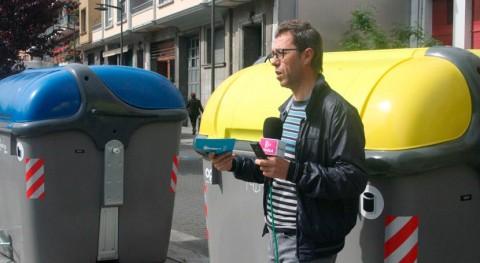 Tolosa instala 44 nuevos contenedores papel y envases ligeros