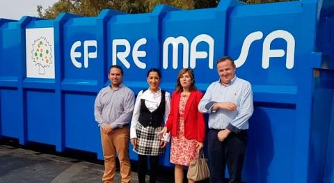 Córdoba inicia plan reposición contenedores y renovación plantas transferencia