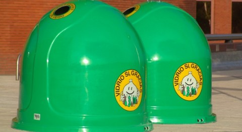 Junta Castilla y León, y Ecovidrio colaboran fomentar reciclado vidrio ciudadanos