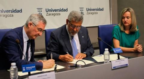 Gobierno aragonés y Zaragoza, unidos lucha lindano