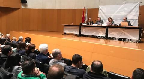 Gobierno gallego informa ayuntamientos Lugo nuevo convenio Ecoembes