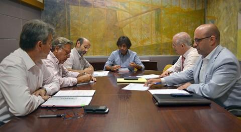 Ya hay borrador futuro convenio RAEE Andalucía