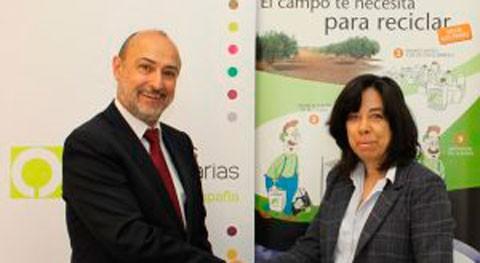 cooperativas agroalimentarias España incrementan 10% recogida envases 2016
