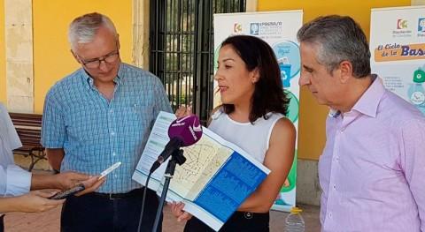 Córdoba ampliará 5 días servicio recogida cartón comercial Lucena