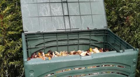 Covelo y Salceda Caselas amplían programas compostaje doméstico apoyo Sogama