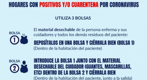 Madrid recuerda cómo reciclar correctamente durante estado alarma coronavirus