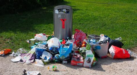 Cataluña generó pasado año 1,4 kilos desechos habitante y día