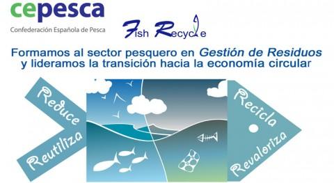 Más 60 profesionales pesca se han formado 'Gestión Residuos Sector Pesquero'