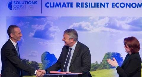 Danone y Veolia explorarán soluciones innovadoras gestión aguas, plásticos y residuos