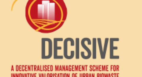 Proyecto Horizon 2020 DECISIVE: economía circular gestión residuos