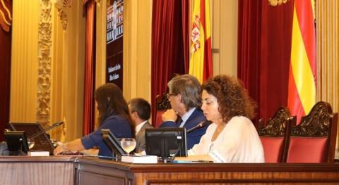 Parlamento balear aprueba declaración reducir bolsas plástico solo uso