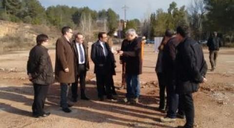 Cataluña destinará 1,75 millones recuperar suelo contaminado antigua empresa DEMIMESA