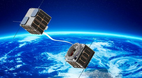 UC3M y SENER Aeroespacial ponen marcha laboratorio eliminación basura espacial