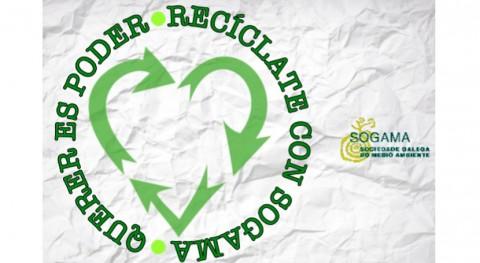 SOGAMA invita responsabilidad compartida Día Internacional Reciclaje