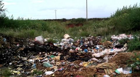 áreas rurales México, regulación control residuos es baja o nula