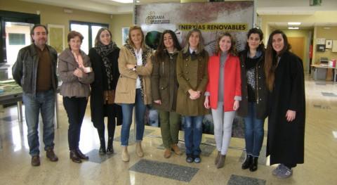 Dircom Galicia visita Sogama marco programa encuentros promovidos asociación