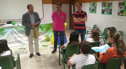 colegio ourensano Divina Pastora recibe primer Premio 'Recíclate Sogama'