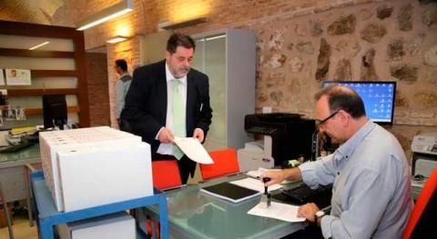 Castilla- Mancha presenta documentación vertedero neumáticos Seseña