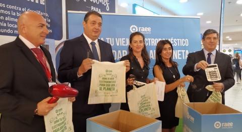 """""""Dona Vida al Planeta"""" recorrerá Almería objetivo concienciar reciclaje RAEE"""