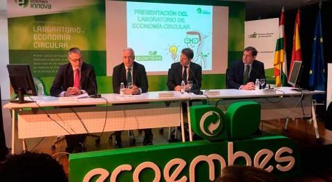 Rioja acoge primer laboratorio que estudia mejores prácticas ámbito envases