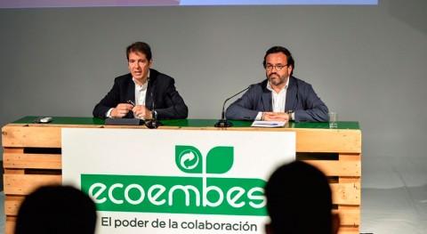 España recicla 1,3 millones toneladas envases 2016, 4% más que año anteior