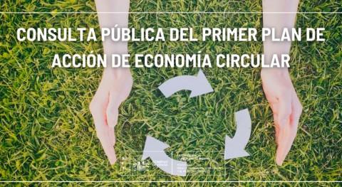 Abierta consulta pública primer Plan Acción Economía Circular MITECO