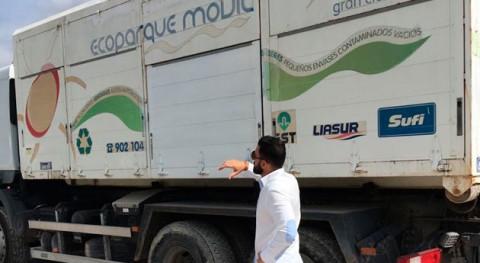 Orihuela volverá poner marcha dos ecoparques móviles después tres años parados