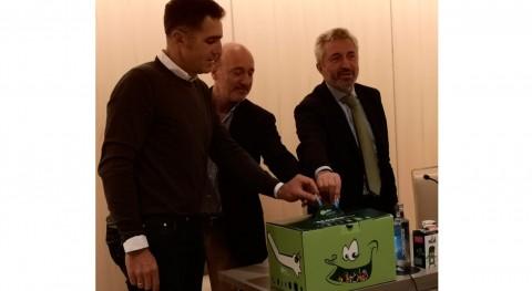 Navarra recicla 200 kilos pilas durante carreras populares Induráin y Murallas