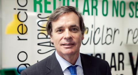 """José Fuster: """"Nuestro reto es alcanzar tasa reciclado vidrio 77% 2020"""""""