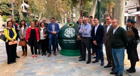 Ecovidrio pone marcha campaña Región Murcia fomentar reciclaje envases