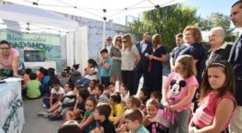 Granada acoge campaña reciclado vidrio dirigida niños