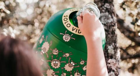 Euskadi, segunda región más recicladora vidrio todo Estado