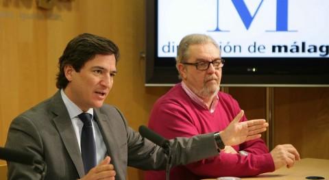 Diputación Málaga instalará 140 nuevos contenedores vidrio y realizará acciones sensibilización fomentar reciclaje