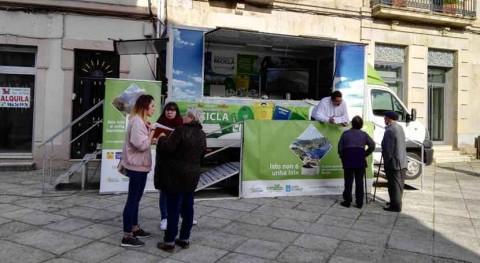 """aula móvil """"Oportunidades Galicia"""" visitará Lalín próximo sábado 18"""