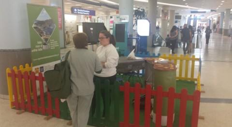 Centro Comercial Abierto O Barco Valdeorras y O Carballiño se suman al reciclaje