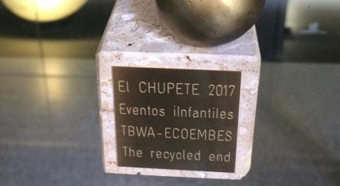 EcoCinéfilos Ecoembes, premiado como Mejor Evento Infantil Chupete