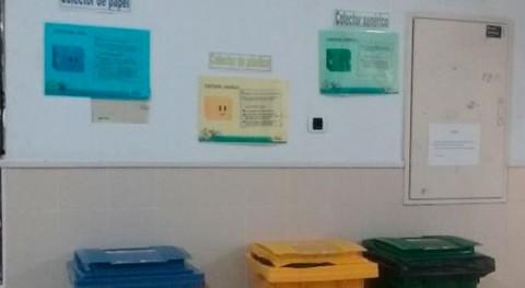 "colegio Eloísa Rivadulla Chantada recibe 2º accésit concurso ""Recíclate Sogama"""