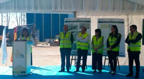 complejo Sogama tendrá capacidad tratar 2019 millón toneladas residuos