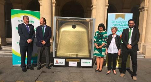 """17 municipios Castilla y León compiten """" Contenedor Oro"""""""
